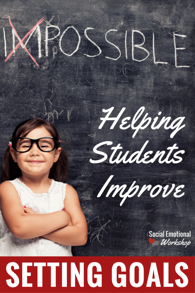 Set goals in school counseling to increase your effectiveness, teacher skills, collect data, and engage students in their progress.