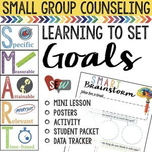 Smart Goal Lesson Product Cover