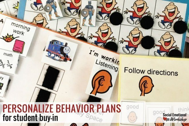 How Should I Say It Workshop For >> Personalize Behavior Plans For Student Buy In Social
