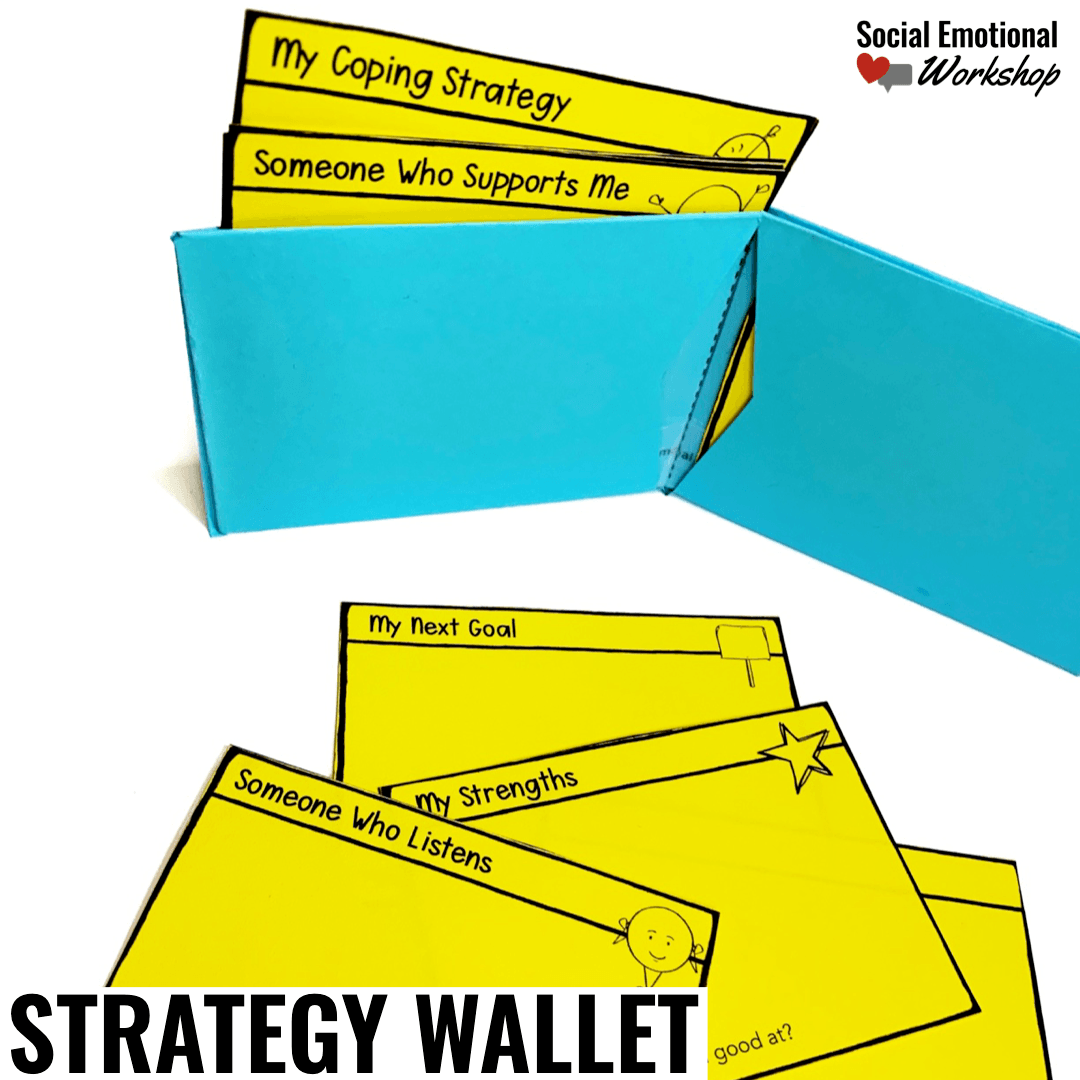 Counseling termination Strategy Wallet