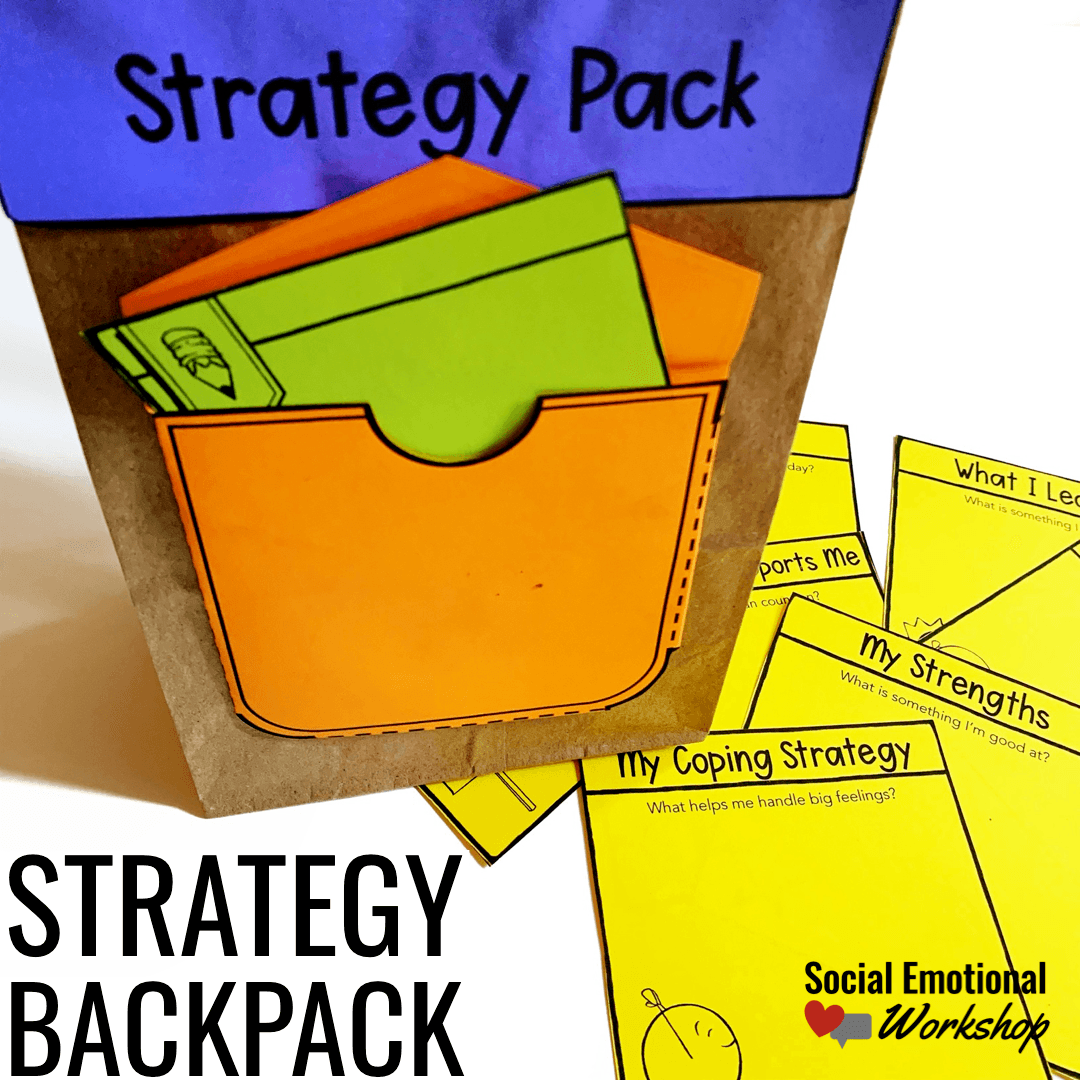 Counseling Termination activities: strategy backpack