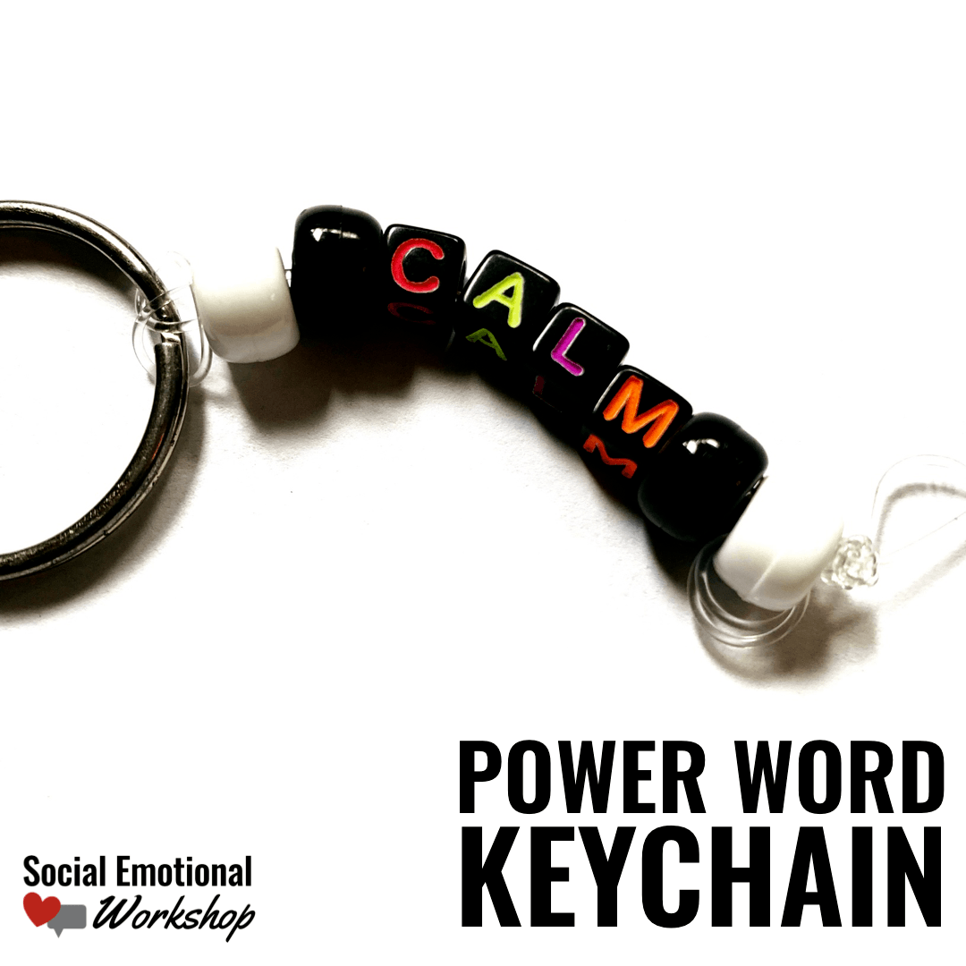 Counseling termination with elementary students: power word token